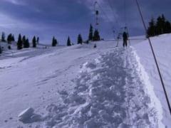 Zapada din belsug, in weekendul 9-11 decembrie, la Arieseni si Sureanu. Partiile din Alba, ideale pentru schi