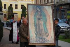 Zarnestiul va gazdui o icoana facatoare de minuni din Mexic