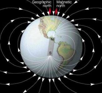 Zece diferente intre Polul Nord si Polul Sud