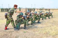 Zece posturi de rezervisti voluntari la Centrul Militar Covasna