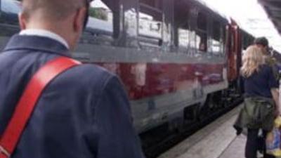 Zece trenuri au avut intarzieri de peste opt ore, la Brasov