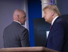 Zeci de agenti din cadrul Secret Service, inclusiv personal care a asigurat securitatea presedintelui Donald Trump, nfectati cu COVID-19