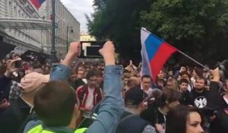 Zeci de candidati pentru Parlamentul Moscovei au fost exclusi, inclusiv militanti pentru alegeri corecte: Rezistam!