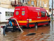 Zeci de localitati afectate de ploile torentiale din ultimele 24 de ore