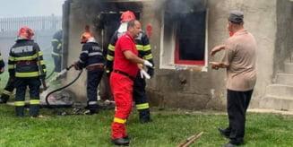 Zeci de mesaje de incurajare, din intreaga tara, au fost transmise copilului din satul Livezi care a suferit arsuri dupa ce a incercat sa isi salveze bunicii din incendiu