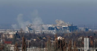 Zeci de morti si raniti in estul Ucrainei, dupa acordul pe armistitiu