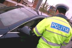 Zeci de permise de conducere retinute de politistii salajeni