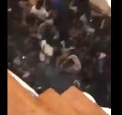 Zeci de raniti in SUA, dupa ce o podea s-a prabusit in timpul unei petreceri la Universitatea Clemson (Video)