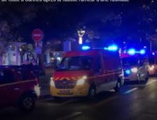 Zeci de raniti usor dupa o panica generala pe Croazeta din Cannes, dupa ce o persoana a strigat ca se trage