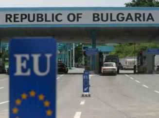 Zeci de vamesi bulgari arestati pentru coruptie