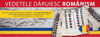 Zeci de vedete din Romania si Republica Moldova sustin unirea - vezi ce au facut