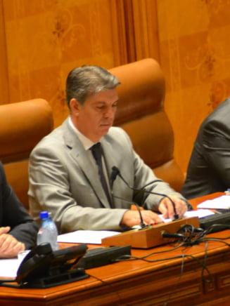 Zgonea explica reactiile externe: PDL si Basescu au facut declaratii isterice - Interviu