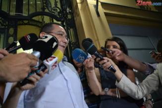 Zi cu emotii pentru Ponta: Macovei vine personal sa sustina excluderea lui din Barou