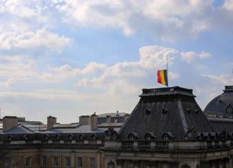 Zi de doliu national in Romania pentru Bruxelles: Carte de condoleante la ambasada