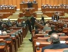 Zi de foc in Parlament: Amnistia, amanata. ANI, mutilata. Legea care vizeaza Rosia Montana, ingropata