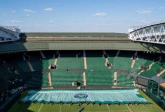 Zi de foc la Wimbledon: Programul partidelor din optimi