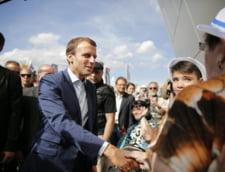 Zi de gala la Paris: Emmanuel Macron participa la festivitatile de Ziua Nationala a Frantei