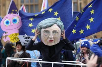 Zi decisiva pentru Brexit: May supune iar acordul la vot, dupa o ultima fortare disperata si esuata de a indupleca UE