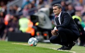 Zi decisiva pentru antrenorul Barcelonei: Valverde ar putea fi dat afara!