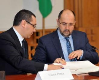 Zi decisiva pentru coalitia de guvernare. Ponta, discutii cu Kelemen Hunor si Corlatean