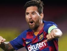 Zi mare pentru fanii Barcelonei. Argentinianul Leo Messi s-a intors la antrenamente