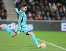 Zi neagra pentru Tatarusanu, care primeste 3 goluri, iar Nantes pierde pe final de meci in Ligue 1