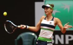 Zi neagra pentru romance: Irina Begu, eliminata in primul tur la Roland Garros