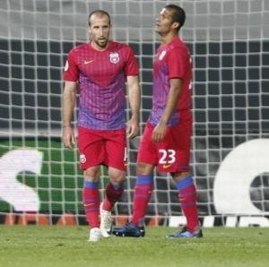 Zi neagra pentru romani in Europa League