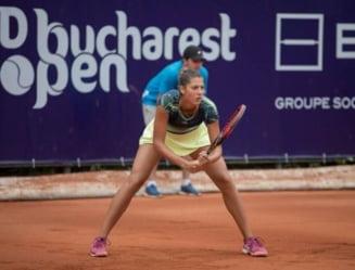 Zi neagra pentru tenismenele romane la BRD Bucharest Open