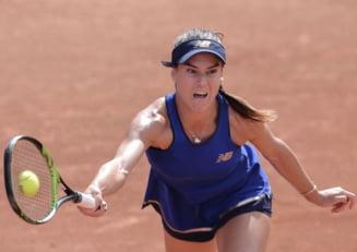 Zi neagra pentru tenismenele romane la Bucharest Open