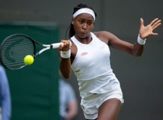 Zi nebuna la Wimbledon: 5 favorite au fost eliminate! Venus Williams, invinsa de o tenismena in varsta de doar 15 ani!