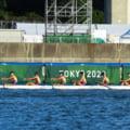 Zi plină pentru canotajul românesc la JO 2020. Șapte echipaje, inclusiv bărcile de 8+1, s-au bătut pentru calificare. Cum s-au încheiat cursele de la Tokyo