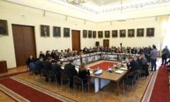 Zi plina pentru consilierii locali. Astazi se aproba imprumutul de 15 milioane de euro de la BERD