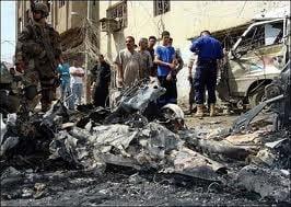 Zi sangeroasa in Irak: Peste 60 de morti
