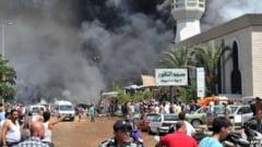 Zi sangeroasa in Liban: Atentat cu zeci de morti si sute de raniti