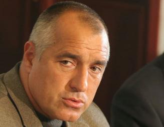 Ziar bulgar: Basescu l-a facut rama pe premierul Borisov