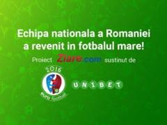 Ziare.com a lansat EURO 2016 - meciuri, clasamente, echipe, interviuri, reportaje. Impreuna, alaturi de tricolori!