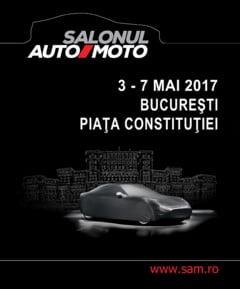 Ziare.com iti faciliteaza accesul gratuit la Salonul Auto-Moto!