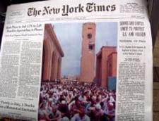 Ziarele din SUA se confrunta cu o scadere dramatica a audientei