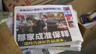 Ziarul pro-democratie Apple Daily si-a publicat ultima editie. Reactia lui Joe Biden: ''Este o zi trista pentru libertatea presei''