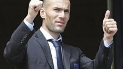 Zidane, consilierul lui Mourinho la Real Madrid
