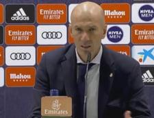 """Zidane, dupa castigarea titlului cu Real Madrid: """"Este ceva imens. Ma simt extrem de fericit"""""""