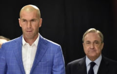 Zidane, noul antrenor al lui Real Madrid. Benitez a fost dat afara