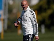 Zidane a informat patru jucatori ca nu vor mai fi la Real Madrid in sezonul viitor