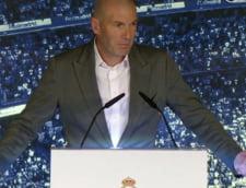 Zidane incearca sa dea prima lovitura pe piata transferurilor dupa revenirea la Real Madrid