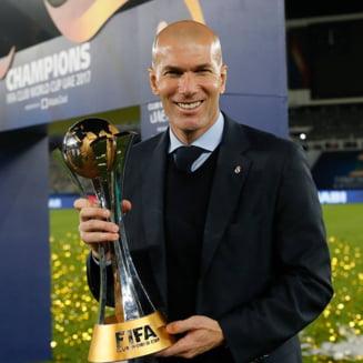 Zidane isi joaca postul dupa ultima infrangere a Realului: E clar!