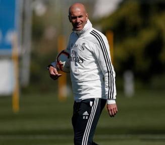Zidane risca sa fie demis de Real Madrid: Iata cine i-ar putea lua locul