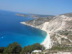 Zile de foc si caldura sufocanta in Grecia. La cat au ajuns temperaturile in partea continentala