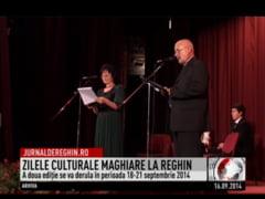 Zilele culturale maghiare la Reghin