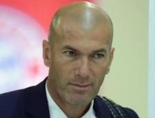 """Zinedine Zidane a """"imprumutat"""" discursul lui Mirel Radoi: """"Eu sunt responsabilul"""". Real Madrid a pierdut acasa cu Sahtior"""